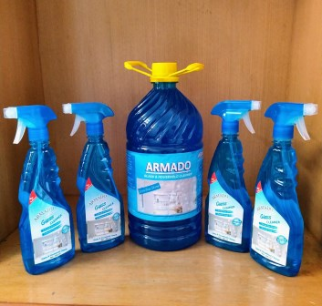 glass cleaner concentrate manufacturer in kanpur